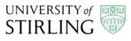 UniversityofSterling